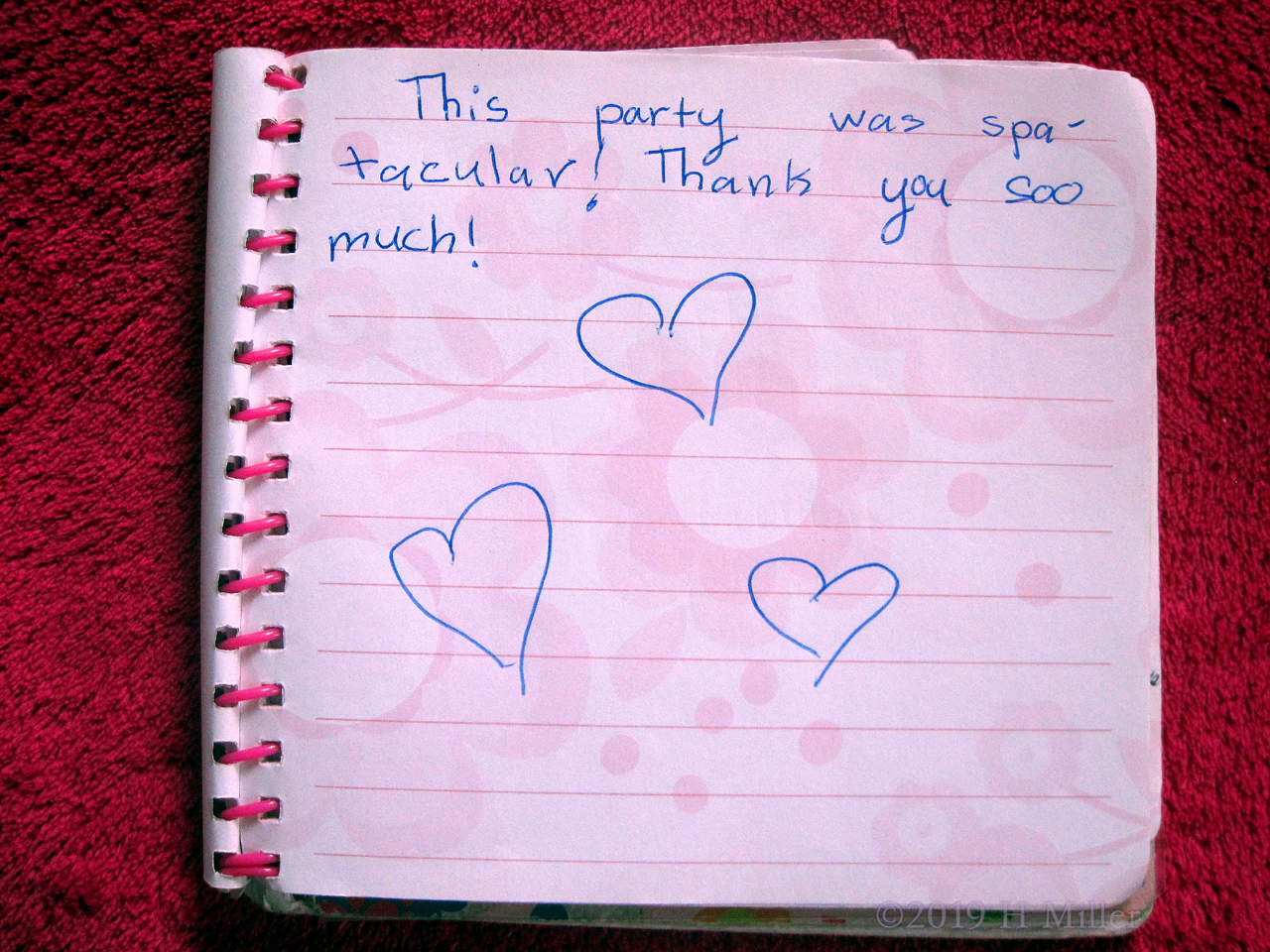 Another Spatacular Kids Spa Party Review